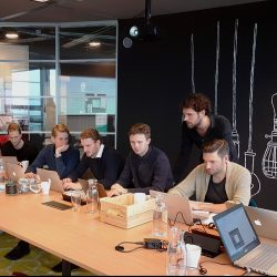 WebNomad geeft SEO Workshop bij Rent 24 in Amsterdam