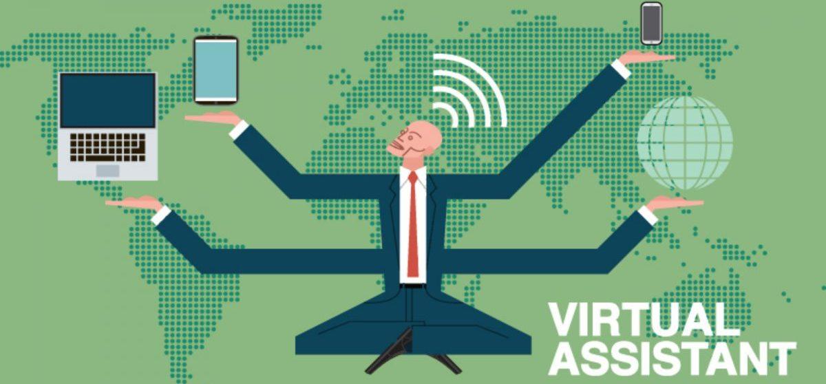 Virtual assistant WebNomad