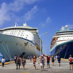 WebNomad Ydwer geeft SEO-les op een cruise schip