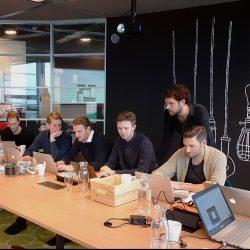 WebNomad geeft SEO Workshop bij Rent 24 in Amsterdam