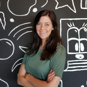 Monique van der Linde SEO Tekstschrijver WebNomad